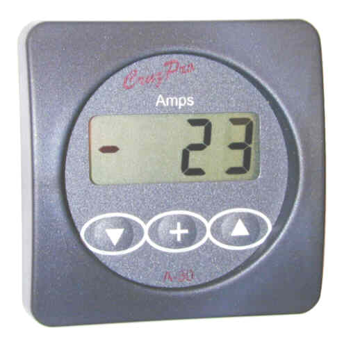 Square A30 Amps Gauge