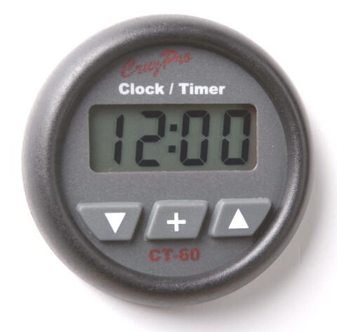 CT60 LCD Clock, Race & Watch Timer