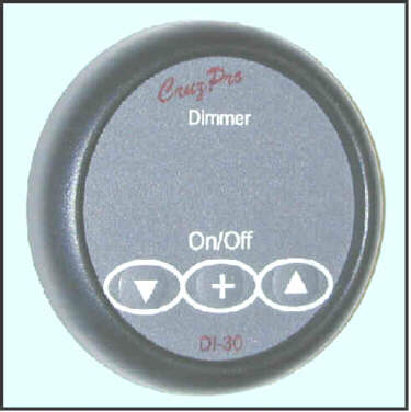 DI30 light dimmer and speed controller