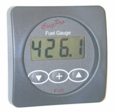 F30 Digital Fuel Gauge and Alarm