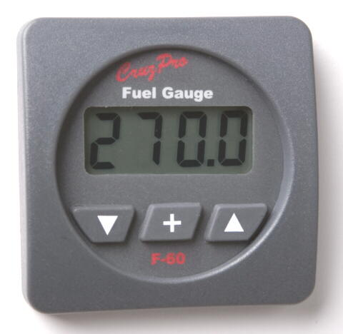 F60 Digital Fuel Gauge and Alarm