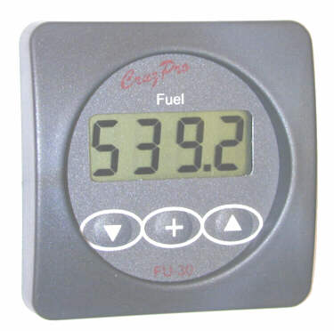 FU30 Digital Fuel Gauge - Consumption Calculator & Alarm