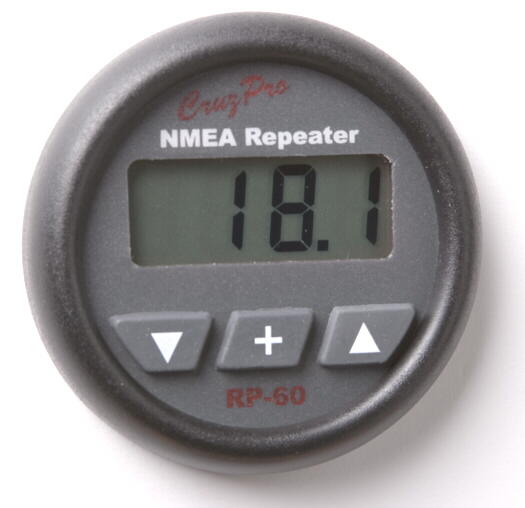 NMEA 0183 Data Repeater
