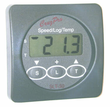 SLT30 Digital Speed log and Water Temperature gauge