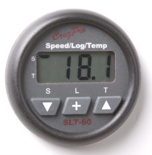 SLT60 Digital Speed log and Water Temperature gauge