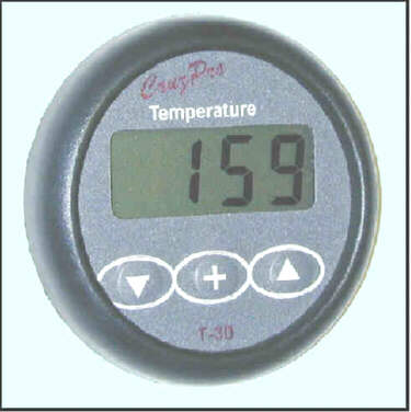 T30 Digital Water Temperature Gauge and 		Alarm
