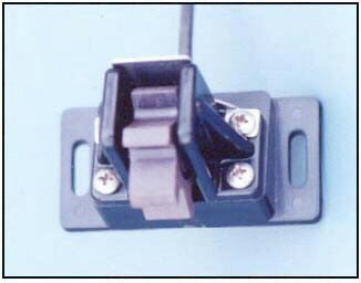 TMST-1 Transom mount speed/temperature transducer