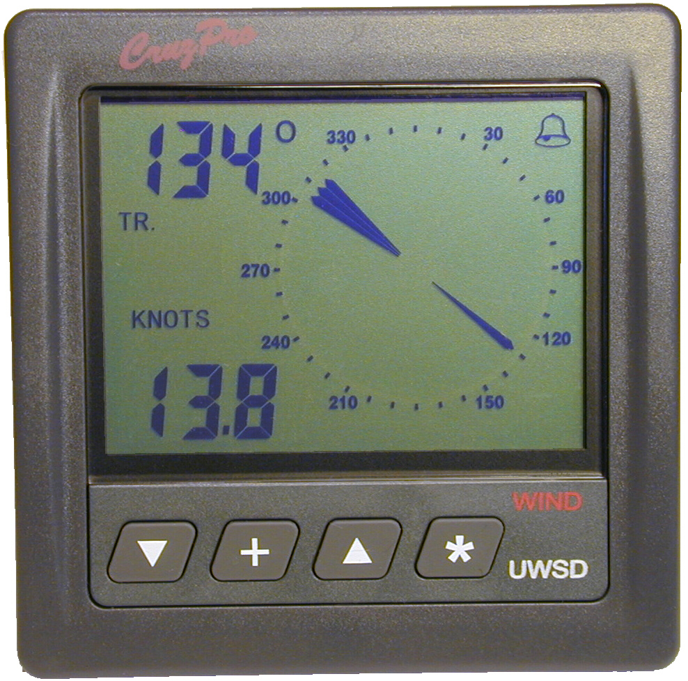 WSD-110 Wind Speed/Direction Display