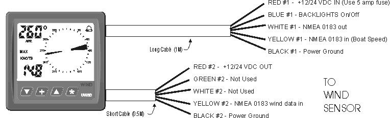 WSD-110 Wiring Diagram